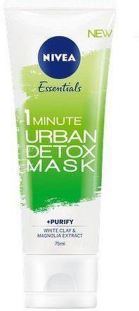 NIVEA Minutová detox maska Urban skin 75ml č.82552