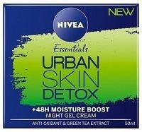 NIVEA Noční krém URBAN SKIN 50ml č. 82551