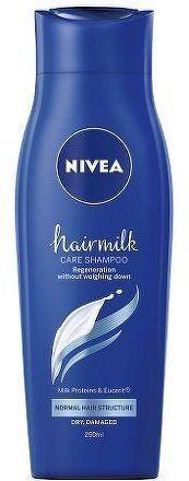 NIVEA Šampon Hairmilk Normální vlasy 250ml 82788