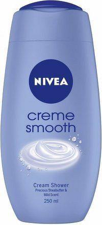 NIVEA Sprchový gel CREME SMOOTH 250ml č.84029