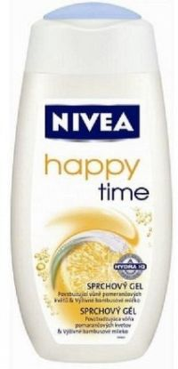 NIVEA Sprchový gel HAPPY TIME 250ml č.81077