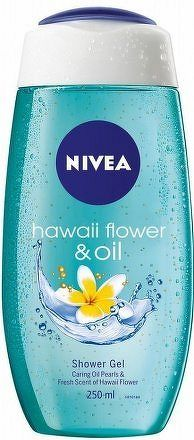 NIVEA Sprchový gel HAWAIIAN FLOWER OIL 250ml 80863