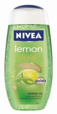 NIVEA Sprchový gel LEMON & OIL 250ml č.81067