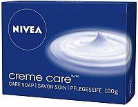 NIVEA Tuhé mýdlo Creme Care 100g č.82408