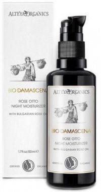 Noční regenerační krém Bio Damascena Alteya 50 ml