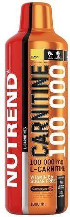 NUTREND Carnitine 100000 Pomeranč 1000ml