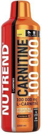 NUTREND Carnitine 100000 Višeň 1000ml