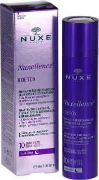 NUXE Nuxellence detoxik. noční péče o pleť 50ml