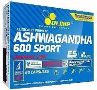 Olimp ASHWAGANDHA 600 SPORT, 60 kapslí