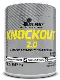 Olimp Knockout 2.0, 305g, Bubble Blow