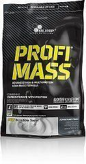 Olimp Profi Mass, Gainer, 1000 g, Banán