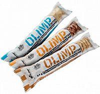 OLIMP PROTEIN BAR, tyčinka 20g proteinu, 64 g, Arašídové máslo