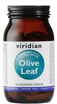 Olive Leaf 90 kapslí