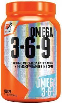 Omega 3-6-9, 100 cps