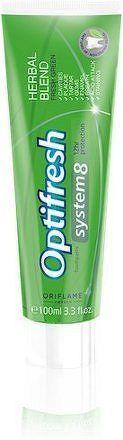 Oriflame Bylinná zubní pasta Optifresh System 8- 100ml