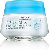 Oriflame Denní krém pro normální/smíšenou pleť Optimals Oxygen Boost 50ml