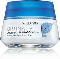 Oriflame Noční krém pro normální/smíšenou pleť Optimals Oxygen Boost 50ml