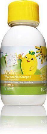 Oriflame Omega 3 pro děti WellnessKids 105ml