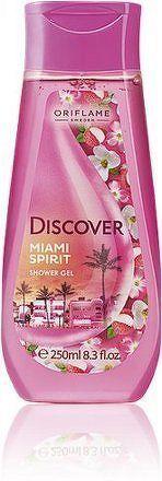 Oriflame Sprchový gel Discover Miami Spirit 250ml