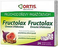 ORTIS Fructolax 24 žvýkacích kostek CZ/SK