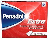 Panadol Extra por.tbl.flm.10