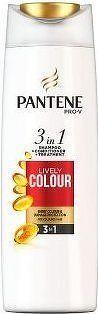 Pantene 3v1 Lively Colour 225ml