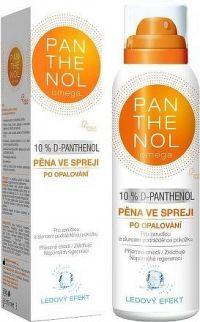 Panthenol Omega Chladivá pěna ve spreji 10% 150ml
