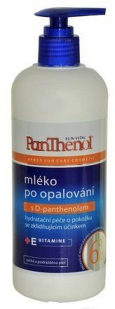 Panthenol OP mleko 400ml 6% PUMPA