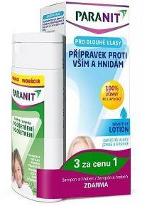 Paranit Sensitive 150ml+hřeben+ šampon100ml zdarma