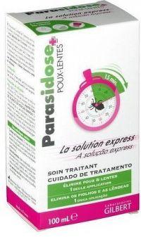 Parasidose La Solut.Express odvšiv.přípravek 100ml
