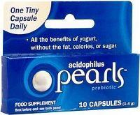 Pearls Acidophilus cps.10