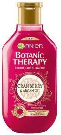 Pečující šampon s arganovým olejem a brusinkou na barvené a zesvětlené vlasy Botanic Therapy (Color Care Shampoo) - 250