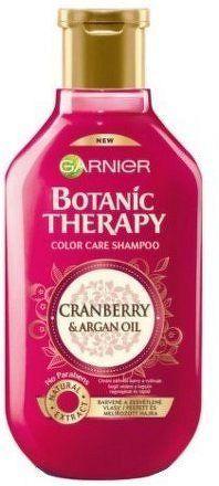Pečující šampon s arganovým olejem a brusinkou na barvené a zesvětlené vlasy Botanic Therapy (Color Care Shampoo) - 400