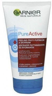 Peeling proti pupínkům a skvrnám PureActive 150 ml