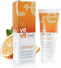 Peelingová pleťová maska Vit Vit C+E Diet Esthetic 100 ml