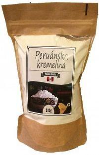Peruánská křemelina 200g - vegani, Pale, RAW