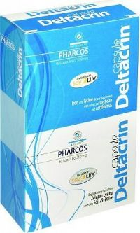 PHARCOS Deltacrin capsule cps.60