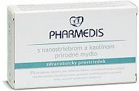 PHARMEDIS mýdlo s nanostříbrem a kaolinem 100g