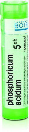 Phosphoricum Acidum CH5 gra.4g