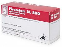 Piracetam AL 800 tbl.obd.30x800mg