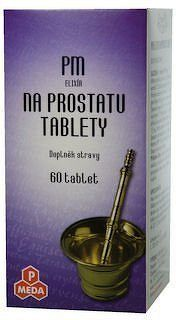 PM Elixír na prostatu tbl.60