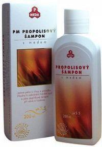 PM Šampon propolisový s medem 200ml