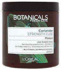 Posilující maska pro slabé a jemné vlasy Botanicals (Strenght Cure Mask) 200 ml