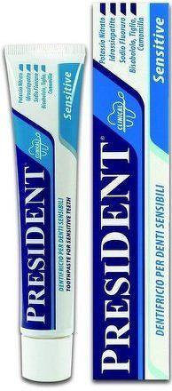 PresiDENT Zubní pasta Sensitive 75ml