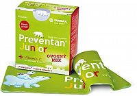 Preventan Junior ovocný mix tbl. 90 zimní edice