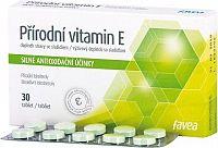 Přírodní vitamín E tbl.30