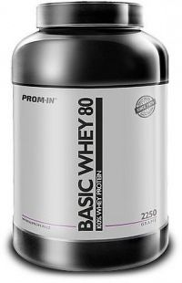 Prom-in Basic Whey Protein 80 2250g vanilka
