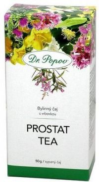 Prostat tea Dr.Popov 50g