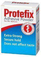 Protefix Fixační prášek na zubní protézu 20g