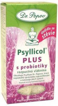 Psyllicol PLUS s probiotiky 100g Dr.Popov